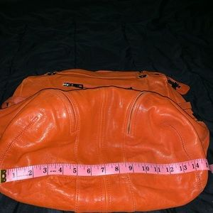 Andrew Marc Bags - Orange Andrew Marc Leather bag